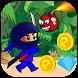 Ninja Hattori Forest Running by Elite Labs, inc.