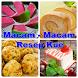 Macam - Macam Resep Kue by Ragel Putra