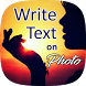 Write On Photo-Text by SharpApps