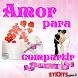 Amor para compartir by STKKTSapps