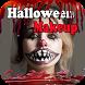 Halloween makeup tutorial by SunflowerBlogger