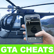 Codes and cheats for GTA by WealthApps