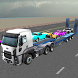 Car Transporter Trailer Truck by Free Games 123
