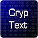 CrypText: Encrypt any message by StinkDees