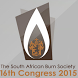 South African Burns Congress by Gary Maich