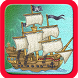 Pirate Boat Puzzle Games by Kag678 & Apps