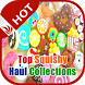 Top Squishy Haul Collections by Lucky APP