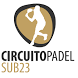 Circuito Padel Sub 23