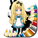 Alice Memo Color Write Note by kids photop