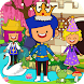 My Pretend Fairytale Land - Kids Royal Family Game by Beansprites LLC