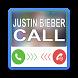 Justin Bieber Fake Call by Lucky Yasa Dev