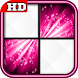 Piano Pink Tiles by MUDIX APP