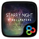 Starry Night GO LauncherTheme