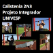Calistenia 2N3 by Tiago's Corp