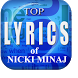 Top Lyrics Nicki Minaj Songs by Project LR