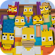 Map Simpson for MCPE by Rodeo Star Studio