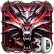 3D Iron Wolf Theme by HD Live Wallpaper 2018