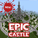 Epic castle for Minecraft PE by Smoir