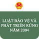 Luat Bao ve va phat trien rung by saokhuedl