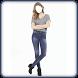 Jeans Selfie Women Dress