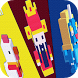 Five nights for Crossy Road by BandibandisMalosius