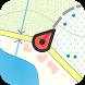 Topo GPS Belgium by rdzl
