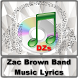 Zac Brown Band Music Lyrics by DZS APPS
