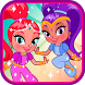 Magic potion shimmer by Butterfly games