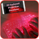 keyboard Projection simulator by Mobile_Star