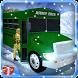 Army Bus Transport Driver Duty by Firebolt Studio