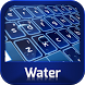 GO Keyboard Water by LovelyThemes