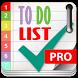 TODO LIST – Task Reminder PRO by Best Developerz