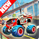 Blaze Truck Monster Machine 4X4 Racing Rush by UVO Studio