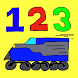 Counting Train Cars by Pobble Path