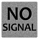 No Signal Live Wallpaper