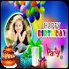 Birthday Photo Frame by Appscodder
