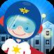 Kids Policeman by Ducky Lucky Studio, LLC