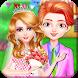 Princess makeup salon and wedding dressup by Hemba