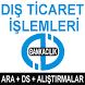 AÖF DIŞ TİCARET İŞLEMLERİ by AÖF KURSLARI