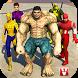 Incredible Superheros Wars by Viking Studio