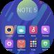 Launcher & Theme Xiaomi Redmi Note 5 by Techtiq