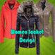Design women's jackets by gozali