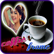 Coffee Cup Photo Frame by Appscodder