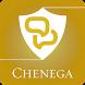 Chenega Secure Communicator by SaltDNA