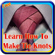 Learn How To Make Tie Knots by InfoAppy
