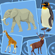 Memory Cards 4 Kids - Animals by combinezone