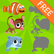 Free Animals Puzzles for Kids by IKCstudio