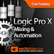 Course for Mixing in Logic Pro by NonLinear Educating Inc.