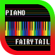 Fairy Tail piano game by yahya dev