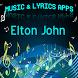 Elton John Lyrics Music by DulMediaDev